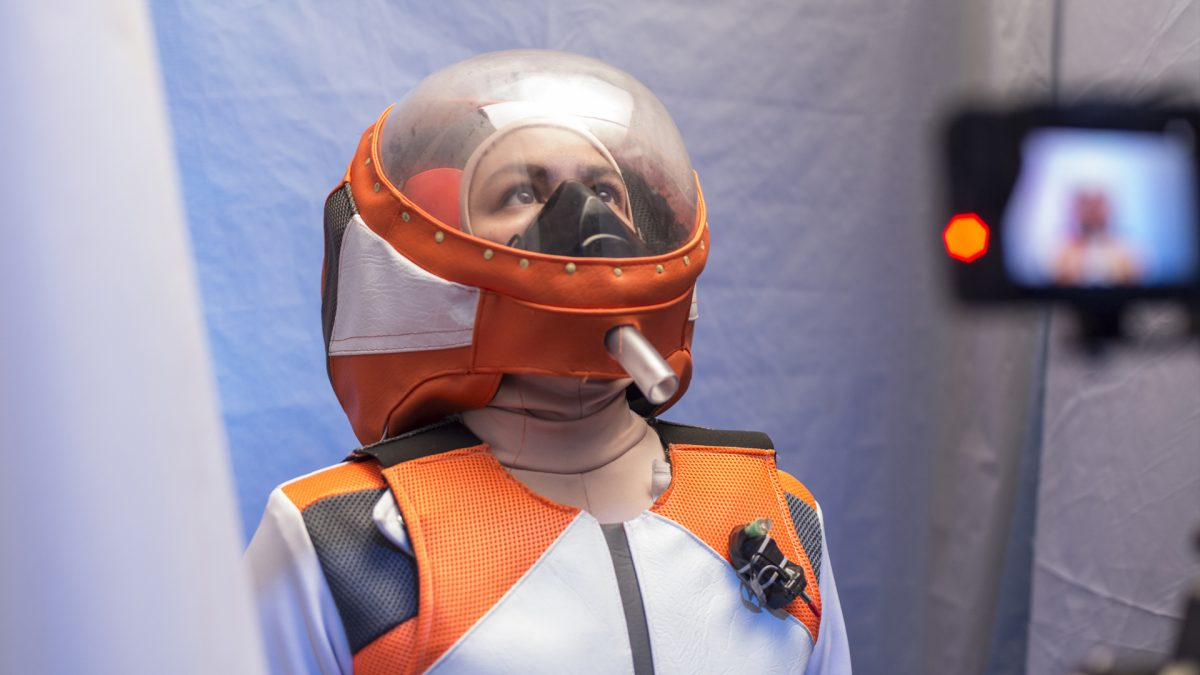 Astronauta fantasma