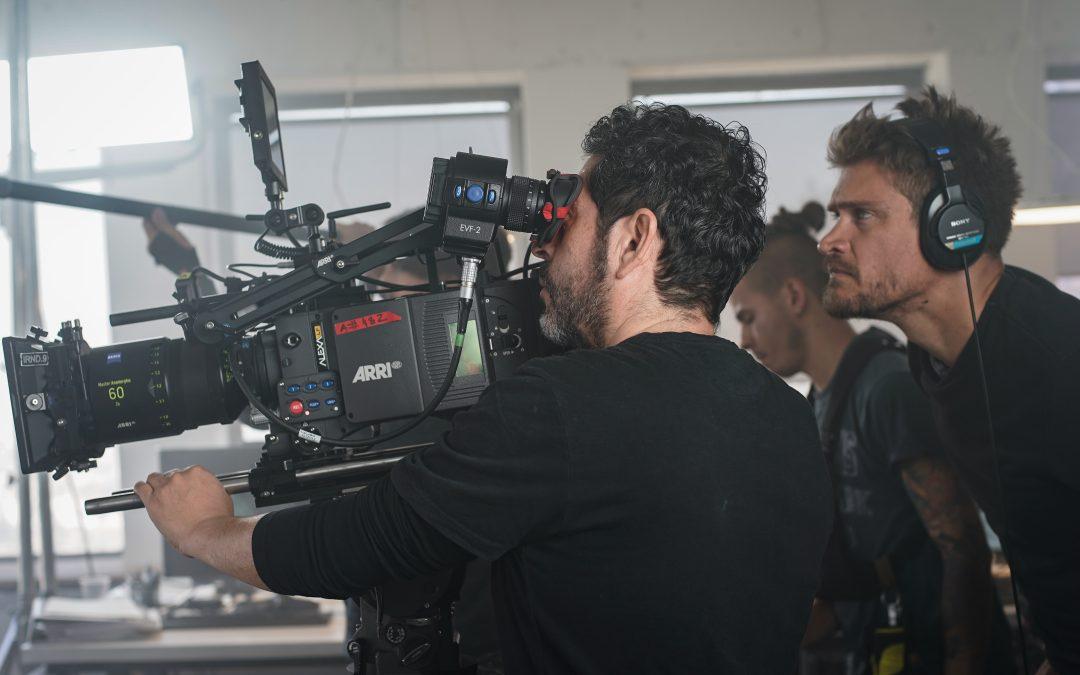 Arnaldo Rodríguez ACC y su trabajo en la serie La jauría