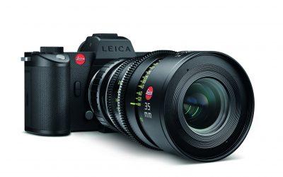 Leica lanza la cámara SL2-S y Leitz Cine HENRI
